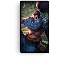 Yasuo - League Of Legends Canvas Print