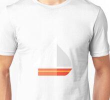 Nautical - Sailboat Unisex T-Shirt