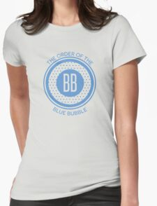 Order of the Blue Bubble Womens Fitted T-Shirt