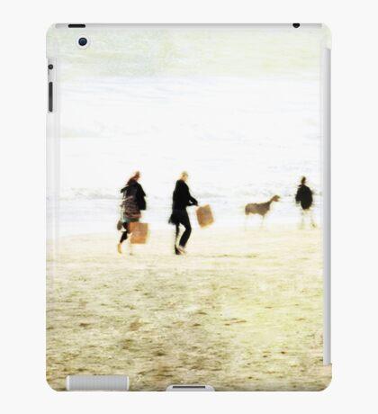 Family On The Beach iPad Case/Skin
