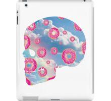 Pink Molly Donut Skull iPad Case/Skin