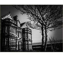 Haunted Photographic Print