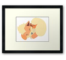 Hand Crafted Growlithe Framed Print