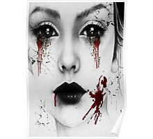Bloody Girl Poster