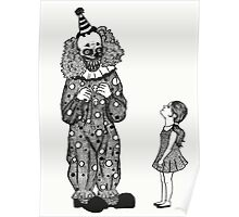 Mr. Teeth, The Smiling Clown Poster