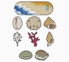 Shells Kids Clothes