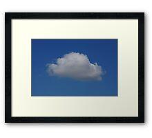 Nuage Framed Print