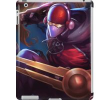 SKT T1 Zed - League Of Legends iPad Case/Skin