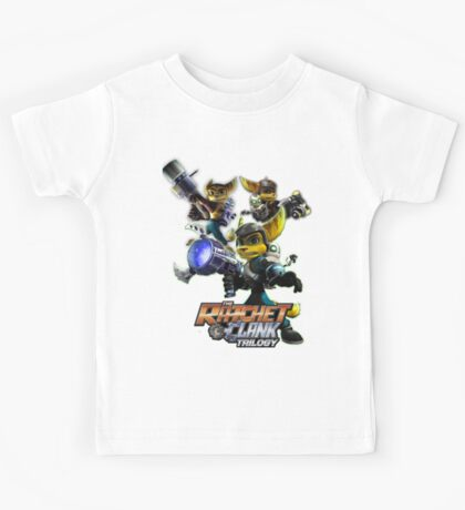Ratchet & Clank Trilogy  Kids Tee