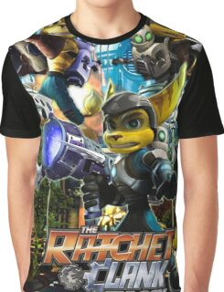 Ratchet & Clank Trilogy  Graphic T-Shirt