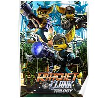 Ratchet & Clank Trilogy  Poster