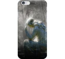 Pondering in the Light iPhone Case/Skin