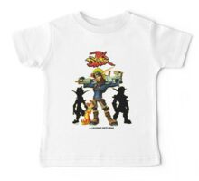 Jak & Daxter Trilogy  Baby Tee