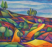 The Colour Fields by Tiffany Budd