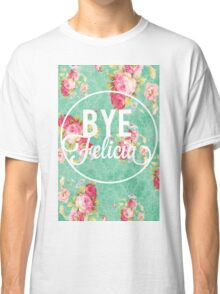 Vintage Fabric Floral Bye Felicia Classic T-Shirt