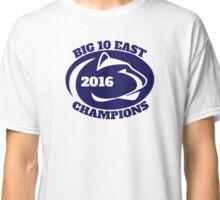 Penn State Football Big Ten East Champions Classic T-Shirt