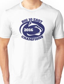 Penn State Football Big Ten East Champions Unisex T-Shirt