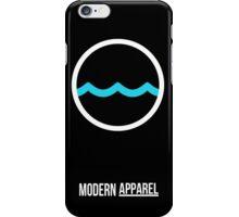 Modern Apparel Case - Black Edition iPhone Case/Skin