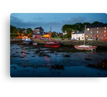 Kinvara  Co Galway  Ireland Canvas Print