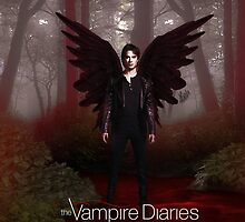 The Vampire Diaries - Damon Salvatore  by itsbellsworld