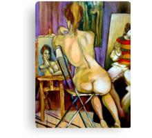 Seduce Me Canvas Print