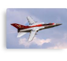 Firebird Alpha Uniform  Canvas Print