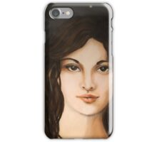 Angel Elisabeth  iPhone Case/Skin