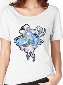 Cute Anime Magic Girl Women's Relaxed Fit T-Shirt