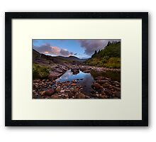 Derrintin, Co. Mayo Ireland Framed Print