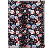 Vibrant Russian ornaments iPad Case/Skin