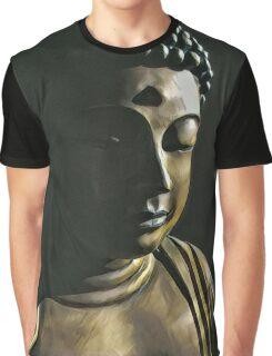 Buddha Glance  Graphic T-Shirt