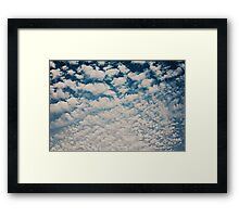 Abstract from nature Framed Print