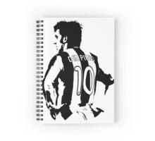 Best Del Piero Spiral Notebook