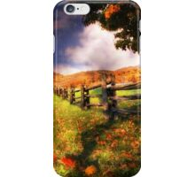Autumn Awakening iPhone Case/Skin