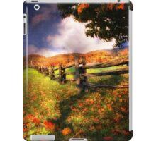 Autumn Awakening iPad Case/Skin