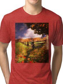 Autumn Awakening Tri-blend T-Shirt