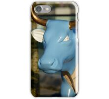 Cow Parade - Shirt Factory Horn, Derry iPhone Case/Skin