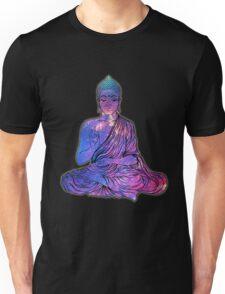 Space Buddha Dictionary Art Unisex T-Shirt