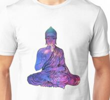 Space Buddha Dictionary Art Unisex T-Shirt