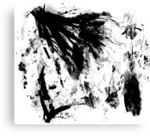 Paintsplat Canvas Print
