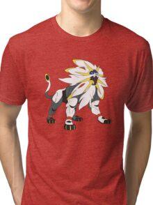 Solgaleo Legendary Pokémon Sun Tri-blend T-Shirt