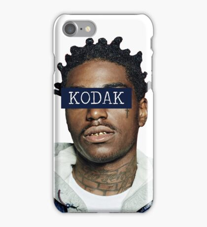 KODAK BLACK - KODAK iPhone Case/Skin