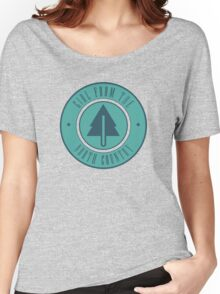 Girl from the North Country Fair Women's Relaxed Fit T-Shirt