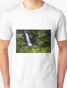 Amazing Waterfall - Travel Photography Unisex T-Shirt