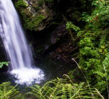 Amazing Waterfall - Travel Photography Sticker