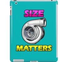 SIZE MATTERS (4) iPad Case/Skin