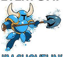 Shovel Knight - Every Day I'm Shovelin' by Lazard
