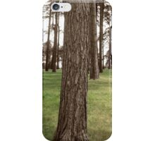 Sepia Trees iPhone Case/Skin