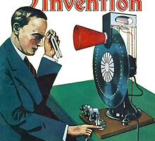 Build your own television receiver 1928 by JoAnnFineArt