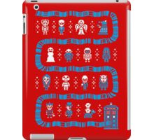 Who's Outside iPad Case/Skin
